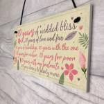 10th Wedding Anniversary Card Gift For Husband Wife Ten Year