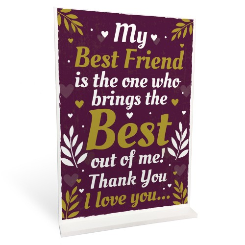 Best Friend Gifts For Women Thank You Birthday Christmas Present