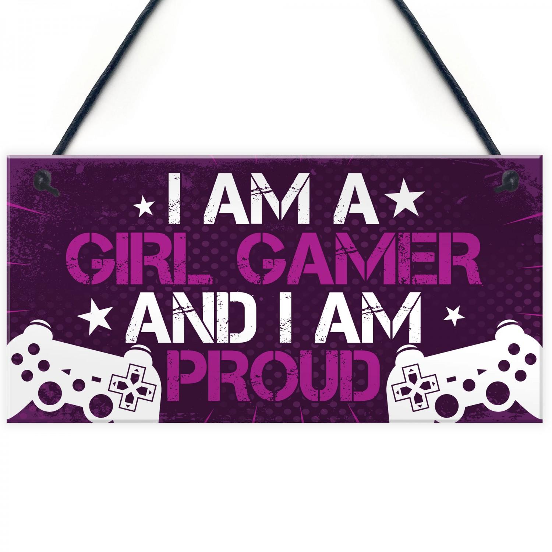 Gamer Gaming Gifts For Women Novelty Birthday Gift Daughter
