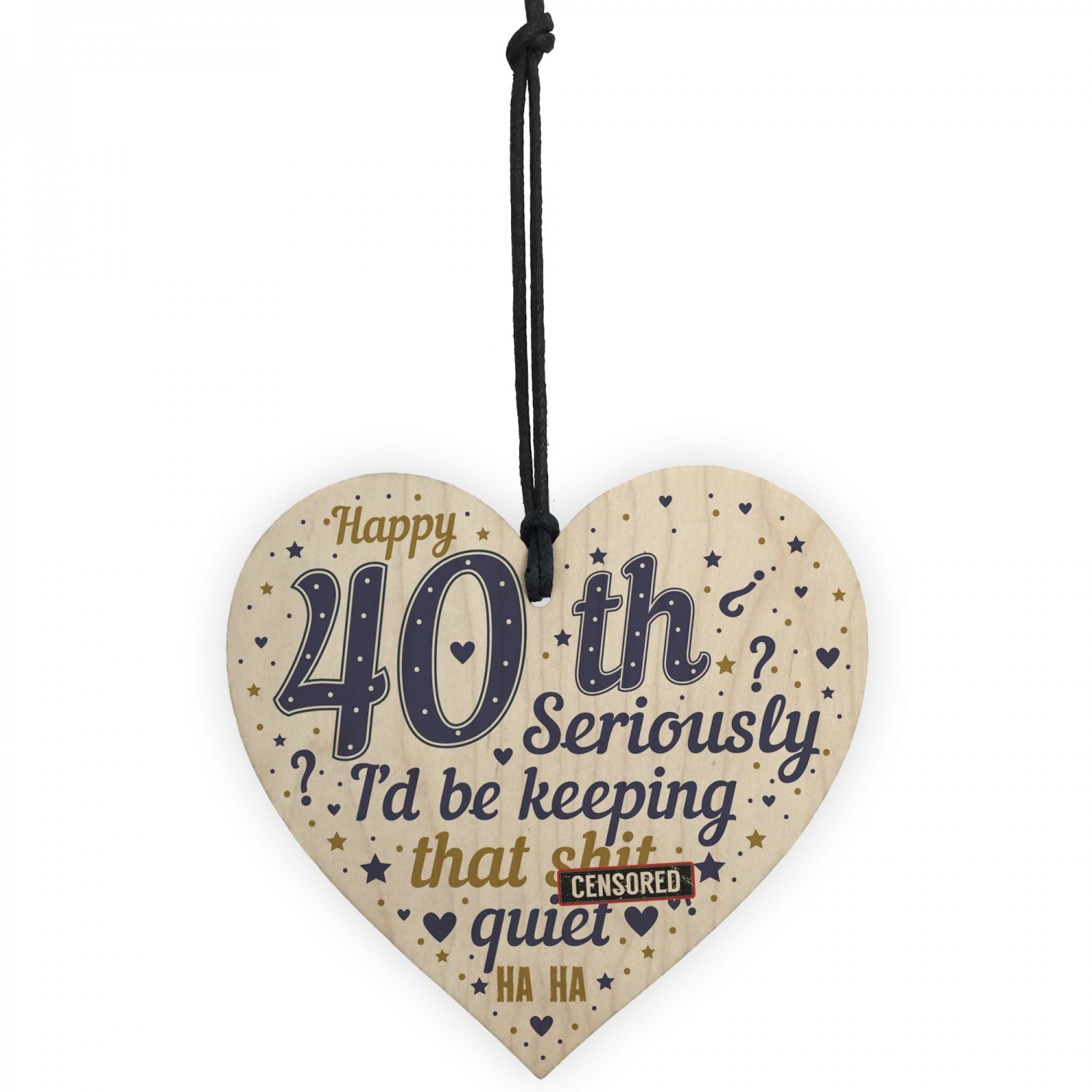 40th Birthday Gift Best Friend Funny 40th Birthday Gift For Men