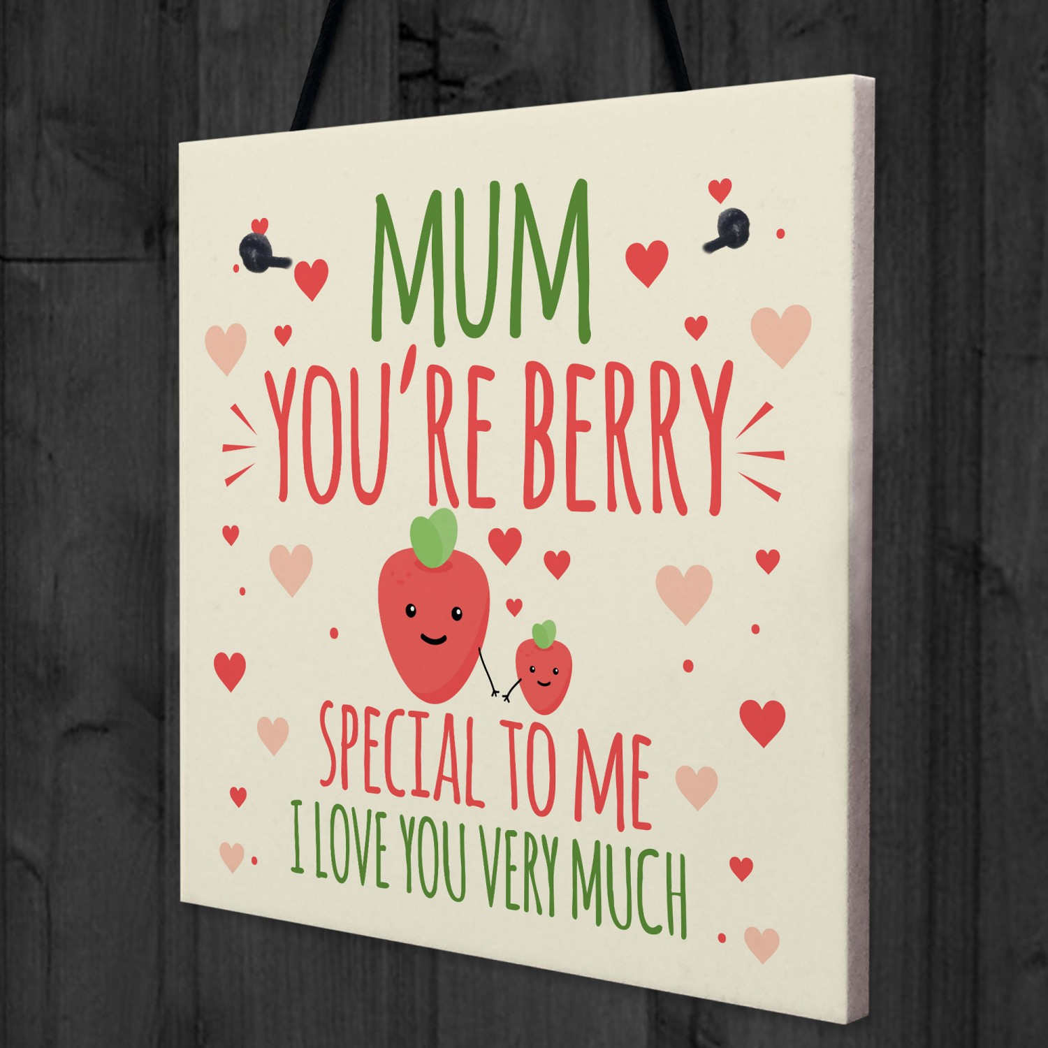 Funny Mothers Day Card Gift Mum Birthday Pun