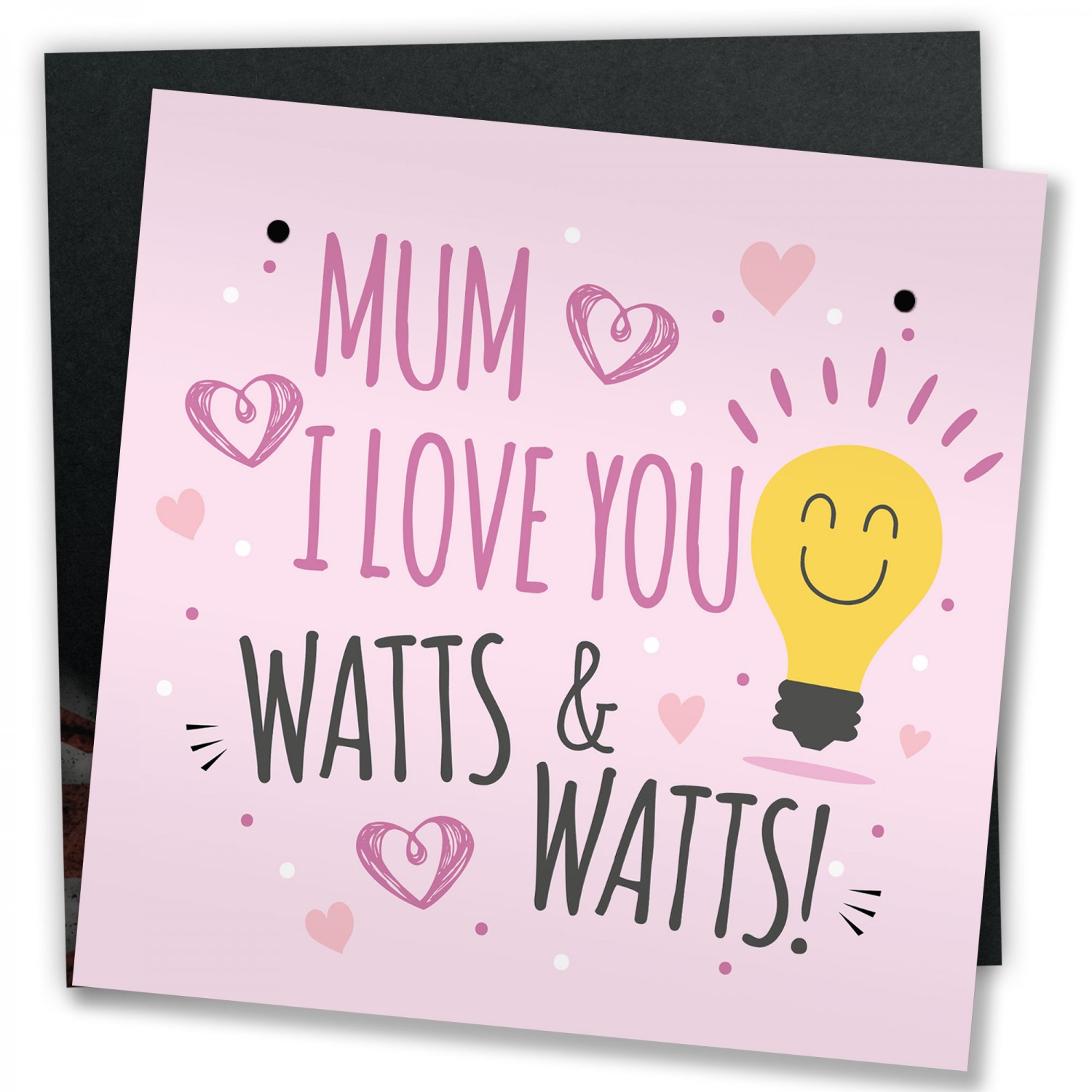 Mum Birthday Card Funny Gifts Mothers Day