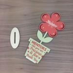 MENTOR Gifts Wooden Flower Thank You Gift For Teacher Mentor