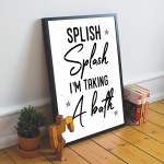 Bathroom Prints Framed Bathroom Prints Funny Bathroom Decor