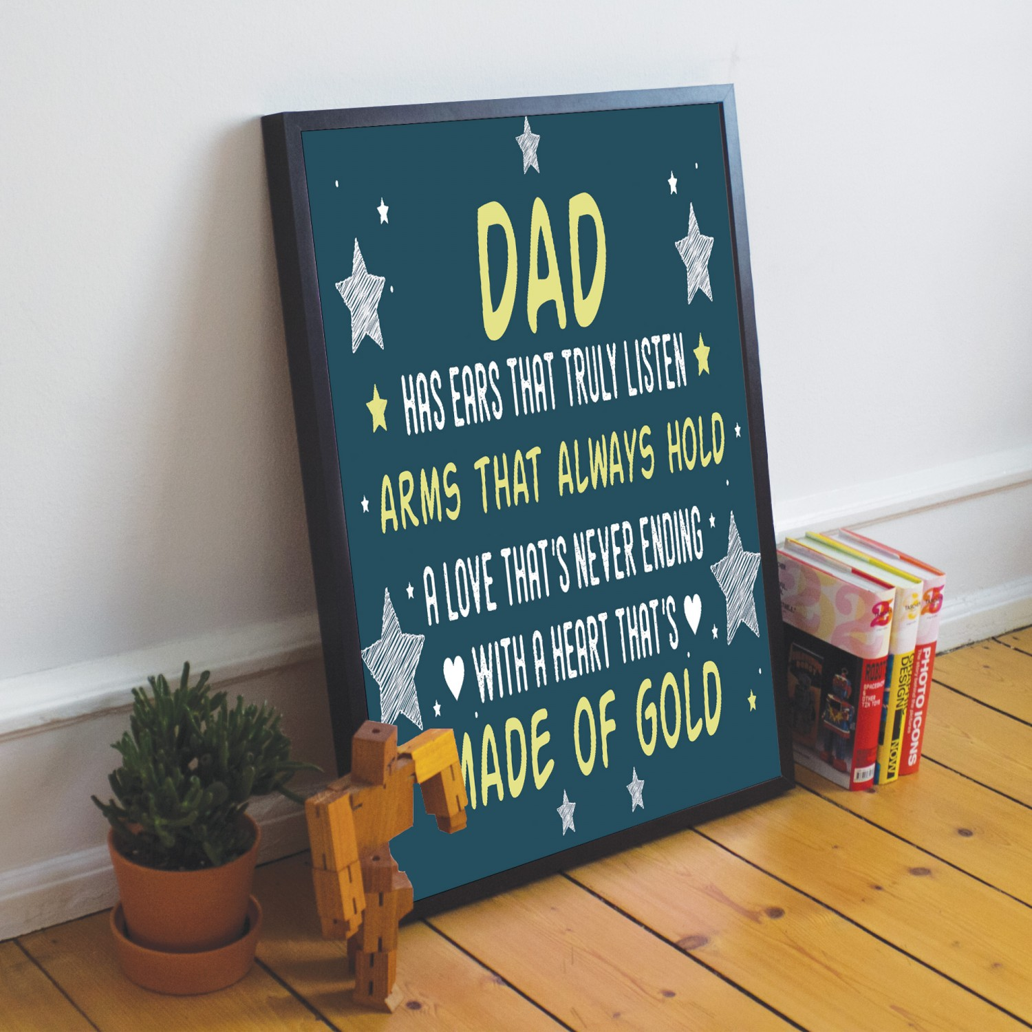 Christmas Gifts For Dad.Dad Gifts For Him Framed Print Dad Birthday Gifts Dad Christmas