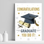 Graduate Gift Graduation Gifts For Daughter Son Congratulations