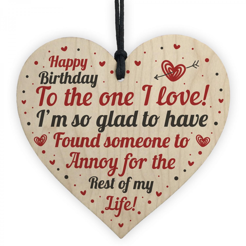 Birthday Gift For Boyfriend Girlfriend Husband Wife Funny Gift