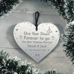 1st Anniversary Gift For Husband Wife Wedding Anniversary Gift