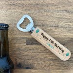 Funny Beer Gift For Son Dad Uncle Birthday Personalised