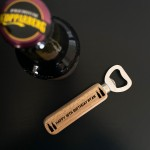 Novelty Birthday Gift For Men Birthday Wood Bottle Opener