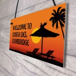 Funny Home Decor Garden Summerhouse Shed Bar Sign Gift