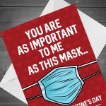 Funny Valentines Day Card For Boyfriend Girlfriend Husband Wife