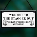 Funny Sign For Home Bar Novelty Bar Signs And Plaques Man Cave