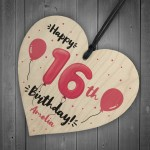 16th Birthday Gift For Daughter Sister Personalised 16th Decor